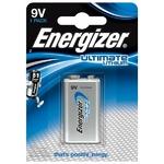 1 Pile au lithium Energizer Ultimate Lithium LA522 LA522 / 6F22 6LR61 lithium 9 volt