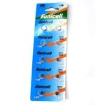 10 Piles AG0 1,5v de marque Eunicell (blister de 10)