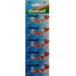 EUNICELL 10 Piles AG5 SR754SW ANSI WS6 AWI SR48 S08 S15 V309