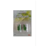 EUNICELL  2 Piles CR2 Lithium 3V 800mAh CR15270 Battery Cr-2
