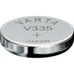 1 Pile bouton 335 Oxyde d'argent 6 mAh 1.55 V Varta Electronics SR512 V335