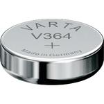 1 Pile bouton 364 Oxyde d'argent 20 mAh 1.55 V Varta V364