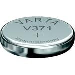 1 Pile bouton 371 Oxyde d'argent 35 mAh 1.55 V Varta V371