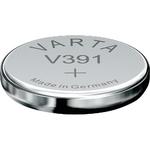 1 Pile bouton 391 Oxyde d'argent 40 mAh 1.55 V Varta V391