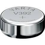 1 Pile bouton 392 Oxyde d'argent 38 mAh 1.55 V Varta V392
