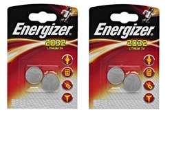 X4 CR2032 ENERGIZER