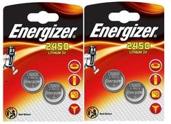 X4 CR2450 ENERGIZER