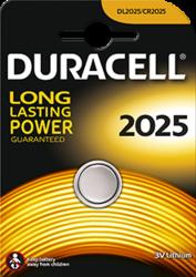 CR2025 DURACELL