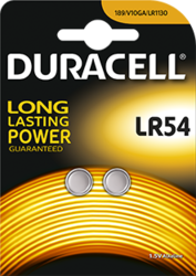 LR54 DURACELL