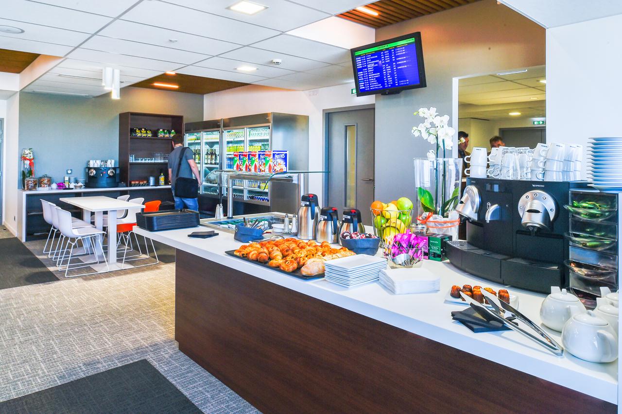 Lounge Terminal A