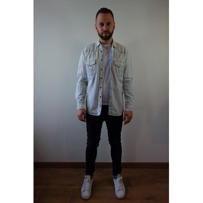 Surchemise en jeans Zara - Taille M
