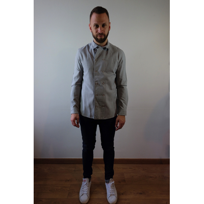 Chemise grise Asos - Taille M