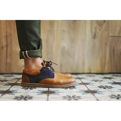 Chaussures Derby Hacter - Pointure 43