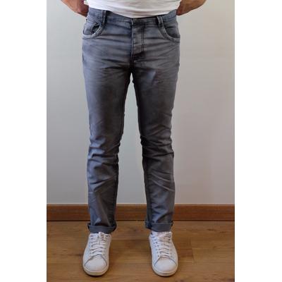 Jeans gris délavé Devred - Taille 33