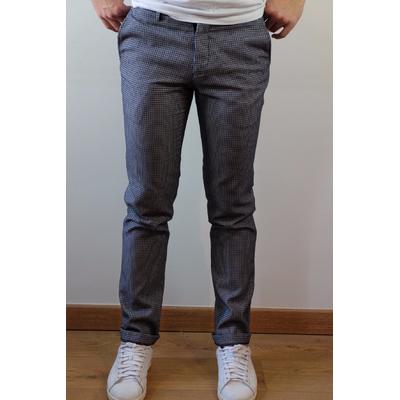 Chino à carreaux Zara - Taille 38