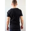 T-shirt-Long-Sleeve-Selected-bicolore-noir-blanc-1