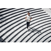 T-shirt-Long-Sleeve-Selected-bicolore-noir-blanc-4