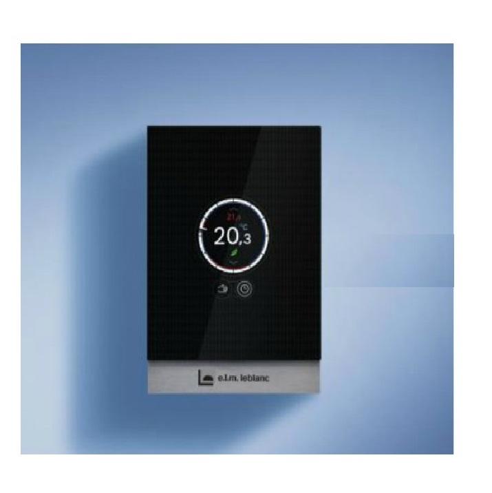 thermostat d 39 ambiance connect elm touch elm leblanc wifi regulation chaudieres gaz r gulation. Black Bedroom Furniture Sets. Home Design Ideas
