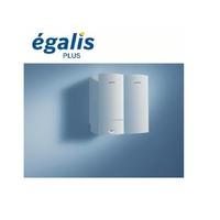 CHAUDIERE GAZ MURALE EGALIS PLUS 23KW AVEC BALLON ECS 121 LITRES VMC NGLS23/B121-7MN