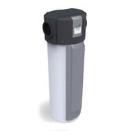 Chauffe-eau thermodynamique TD 300 E sans contact avec l'ECS résistance électrique d'appoint de 2kW échangeur pour appoint hydraulique intégré
