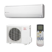CLIMATISATION MONO SPLIT MURAL ATLANTIC FUJITSU INVERTER 18 LFC 5200 W ( 60 m2 )