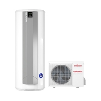 chauffe eau thermodynamique split CALYSPO 270L ATLANTIC inverter