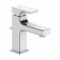 Mitigeur lavabo Strayt standard avec bonde de vidage Jacob Delafon