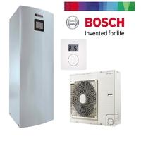 pack pompe à chaleur BOSCH  split air /eau 6 kw COMPRESS 3000 AWS chauffage + ballon 190 litres complète