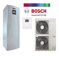 pack pompe à chaleur BOSCH  split air /eau 12 kw COMPRESS 3000 AWS chauffage + ballon 190 litres complète