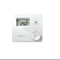 Thermostat d'ambiance filaire auto-alimenté Exacontrol E Saunier Duval