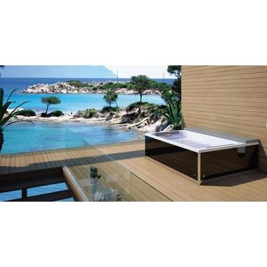 magic spa kinedo spa relaxant 2 places fabrication francaise haut de gamme spa jacuzzi 2. Black Bedroom Furniture Sets. Home Design Ideas