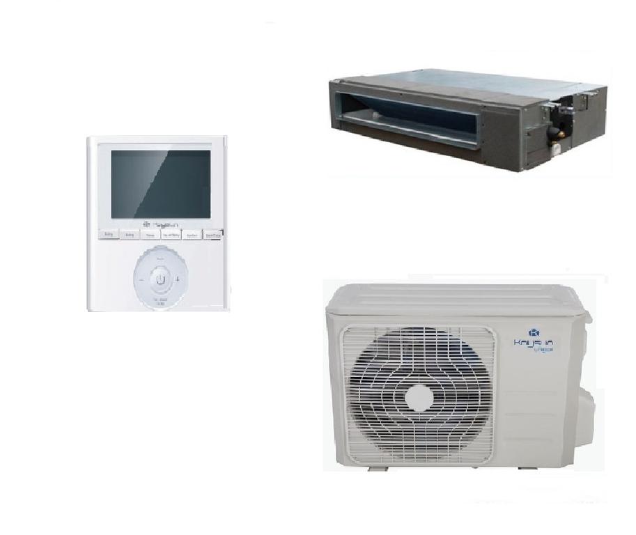 pack climatisation gainable kaysun kp 105 dvn10 unite. Black Bedroom Furniture Sets. Home Design Ideas