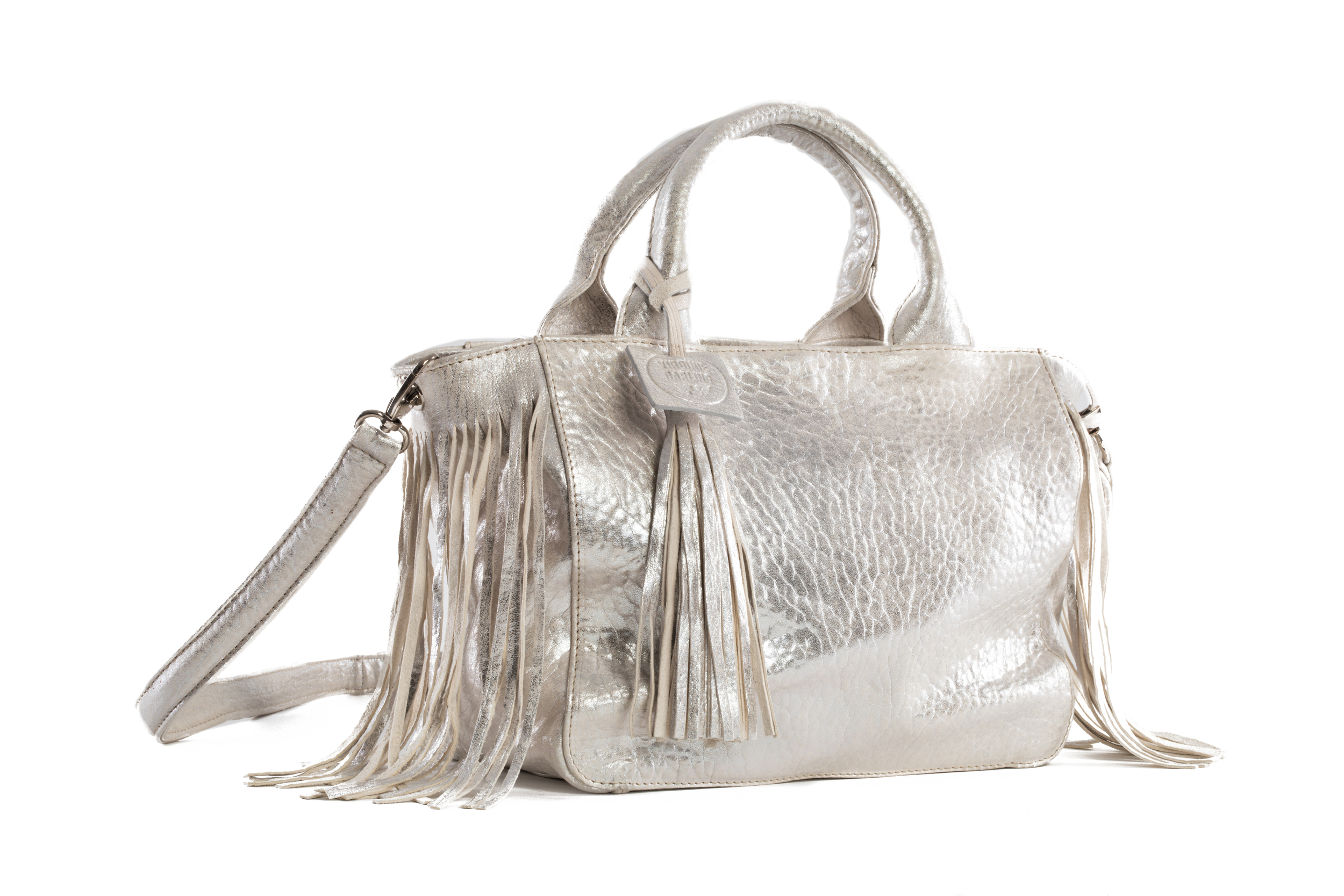 SAC BABY DARLING BUBBLE WHITE ARGENT - Nouvelle Collection