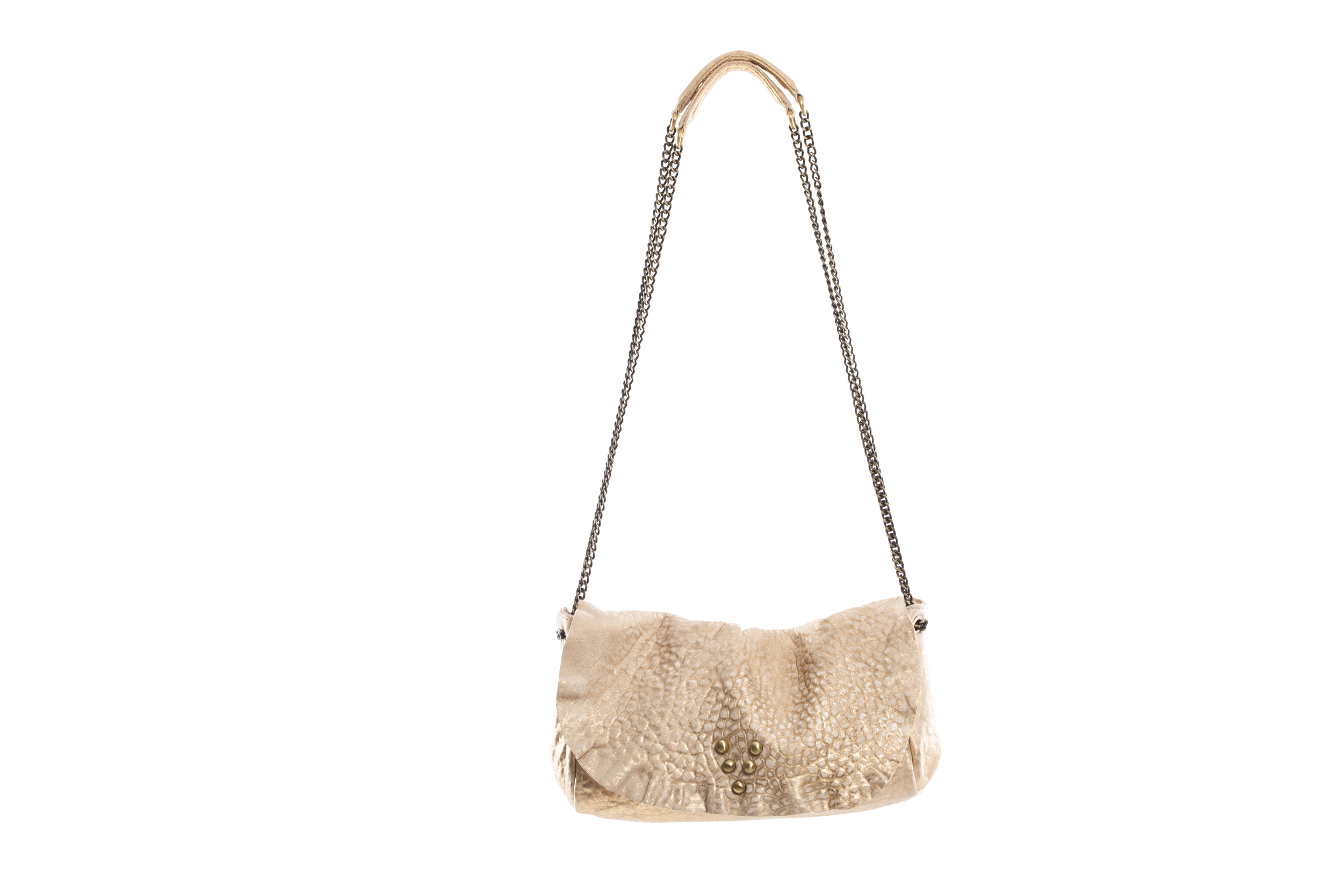 SAC WILD BUBBLE WHITE OR - Nouvelle Collection