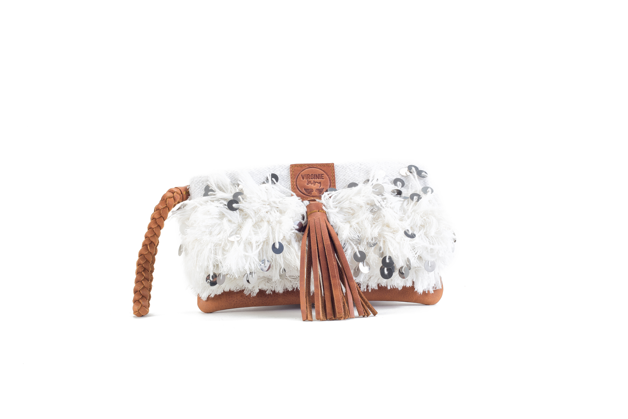 1 CLUTCH ELENA SMALL CESS  WHVE(9)