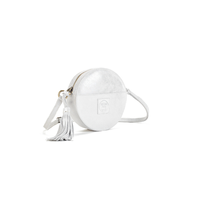 DARLING MOON BAG CLOUDY SILVER