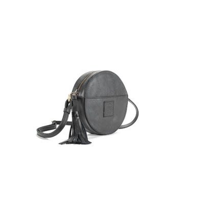 DARLING MOON BAG BLACK ROCK'N'ROLL