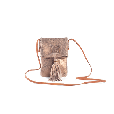 MICROBAG Z BUBBLE BRONZE - Nouvelle Collection