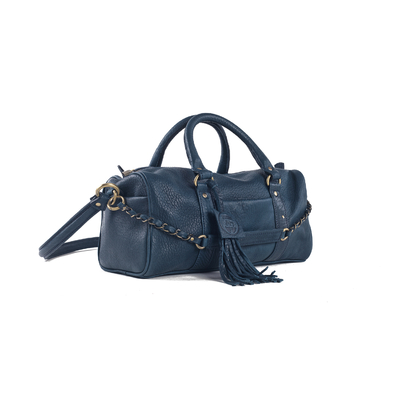 SAC LOVE SIMONE BUBBLE BLEU PÉTROLE - Nouvelle Collection