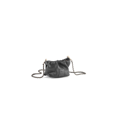 MINI POUCH REGINA BUBBLE BLACK - Nouvelle collection
