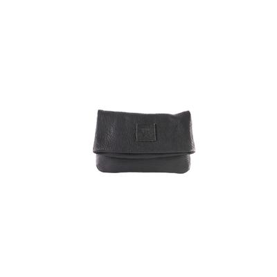 CLUTCH ELENA SMALL BUBBLE BLACK - Nouvelle collection