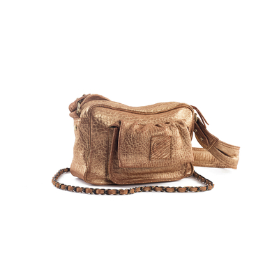 SAC CAMERA LOVE BUBBLE OR - Nouvelle Collection