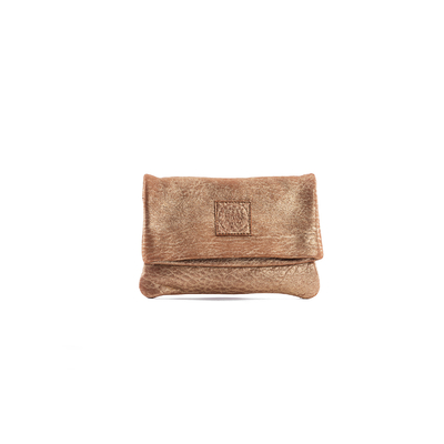 CLUTCH ELENA SMALL BUBBLE OR - Nouvelle Collection