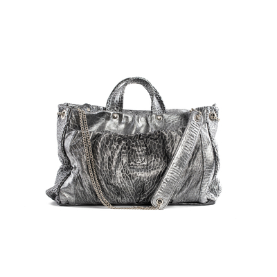 BAG REGINA BUBBLE ARGENT - Nouvelle Collection