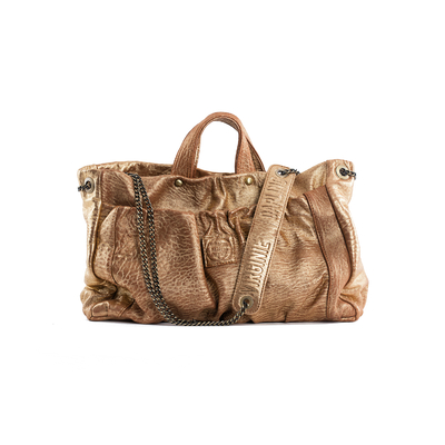 BAG REGINA BUBBLE OR - Nouvelle Collection
