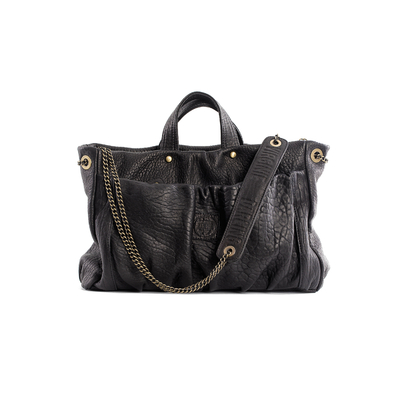 BAG REGINA BUBBLE BLACK - Nouvelle Collection