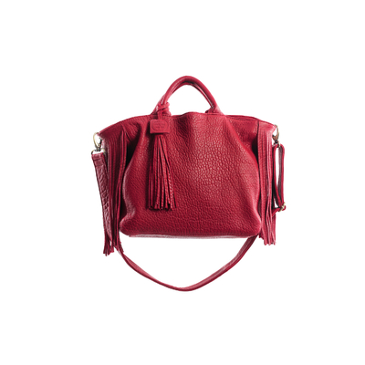 SAC MAXI DARLING BUBBLE ROUGE - Nouvelle Collection