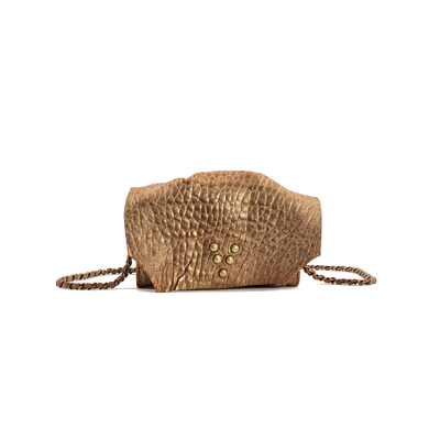 SAC MICRO WILD BUBBLE OR - Nouvelle Collection