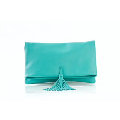 CLUTCH ELENA MEDIUM BLEU MALDIVES