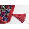 Clutch Elena Medium Bubble Rouge_3 - copie